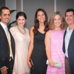 Andy & Roxanne Werner, Meredith Doupe, Marc & Courtney Huling